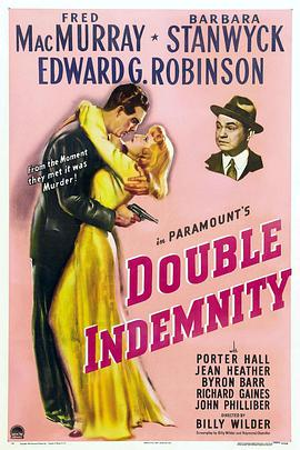 双重赔偿 Double Indemnity