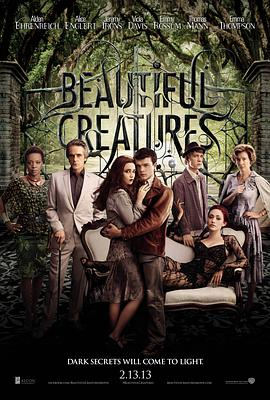 美丽生灵 Beautiful Creatures