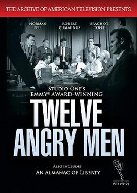 十二怒汉 Studio One: Twelve Angry Men