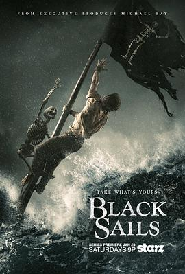 黑帆 第二季 Black Sails Season 2