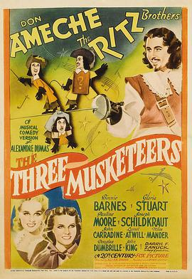 三个火枪手 The Three Musketeers
