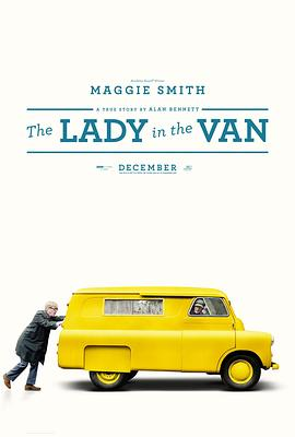住货车的女士 The Lady in the Van