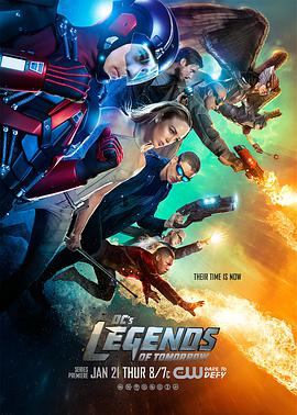 明日传奇 第一季 Legends of Tomorrow Season 1