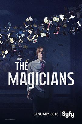 魔法师 第一季 The Magicians Season 1