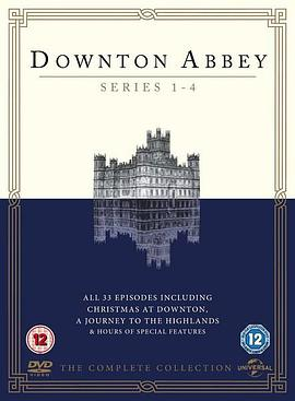唐顿庄园:2015慈善特别篇 Downton Abbey Text Santa Special