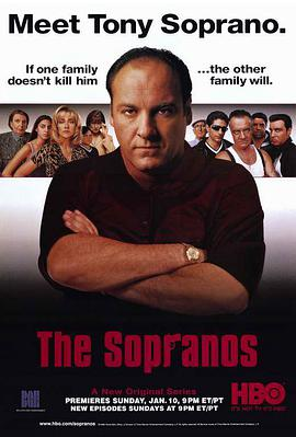 黑道家族 第一季 The Sopranos Season 1