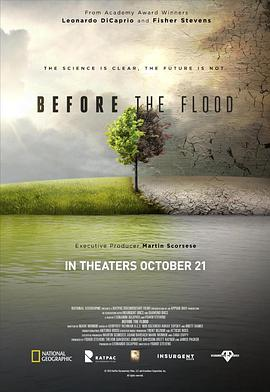 洪水泛滥之前 Before the Flood