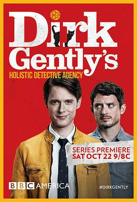 全能侦探社 第一季 Dirk Gently's Holistic Detective Agency Season 1