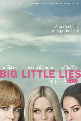 大小谎言 第一季 Big Little Lies Season 1