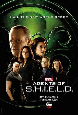 神盾局特工 第四季 Agents of S.H.I.E.L.D. Season 4