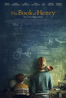 亨利之书 The Book of Henry