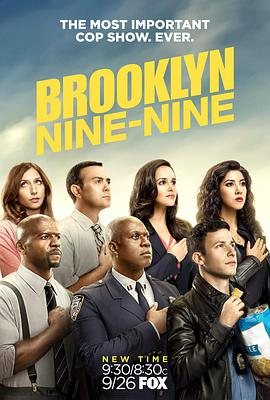 神烦警探 第五季 Brooklyn Nine-Nine Season 5