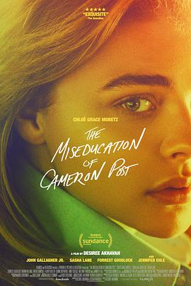 错误教育 The Miseducation of Cameron Post