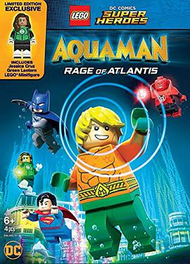 乐高DC超级英雄:亚特兰蒂斯之怒 Lego DC Comics Super Heroes: Aquaman - Rage of Atlantis