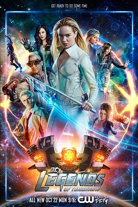 明日传奇 第四季 Legends of Tomorrow Season 4