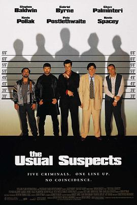 非常嫌疑犯 The Usual Suspects