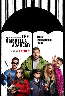 伞学院 第一季 The Umbrella Academy Season 1