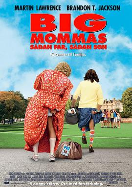 卧底肥妈3 Big Mommas: Like Father, Like Son