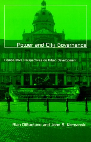 Power and City Governance