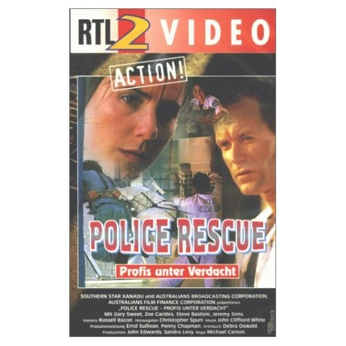 警方救援电影版 Police Rescue The Movie