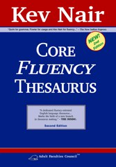 Core Fluency Thesaurus