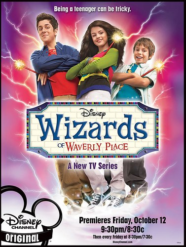 少年魔法师 第一季 Wizards of Waverly Place Season 1 Season 1