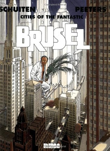 Brusel (Cities of the Fantastic)