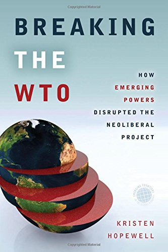 Breaking the WTO