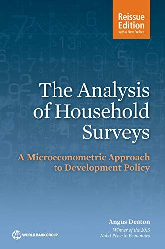 The analysis of household surveys: a microeconometric approach to development policy