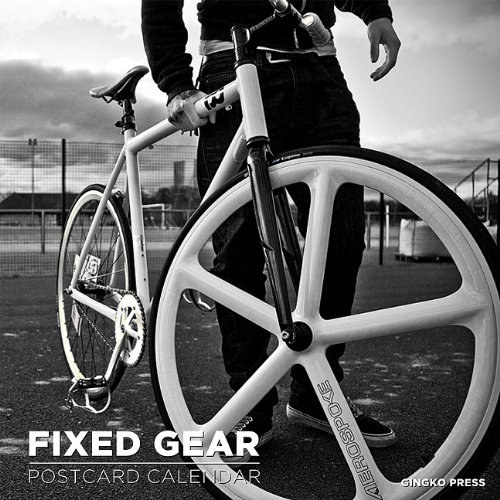2011 Fixed Gear Calendar