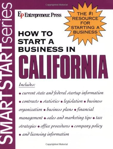 How to Start a Business in California