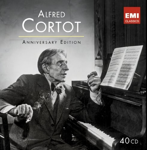 Alfred Cortot:The Anniversary Edition