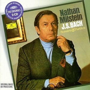 Nathan Milstein - Bach:  Sonatas and Partitas for Solo Violin