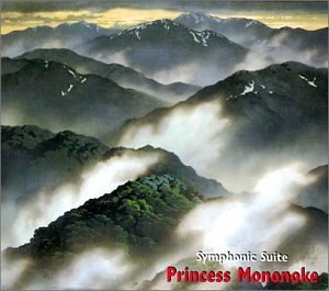 Joe Hisaishi - Princess Mononoke: Symphonic Suite