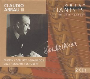Fryderyk Chopin... - Claudio Arrau III- Great Pianists of the 20th Century