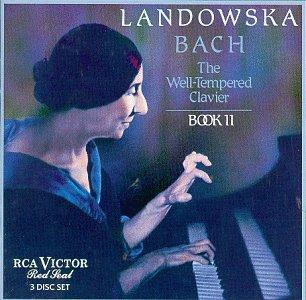 Johann Sebastian Bach... - Bach: The Well-Tempered Clavier, Book ll, BWV 870-93