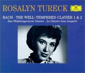 Bach: The Well-Tempered Clavier 1 & 2