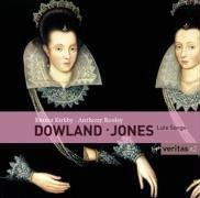 Dowland/Jones: The English Orpheus