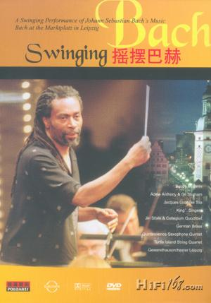 Bobby McFerrin... - Swinging Bach
