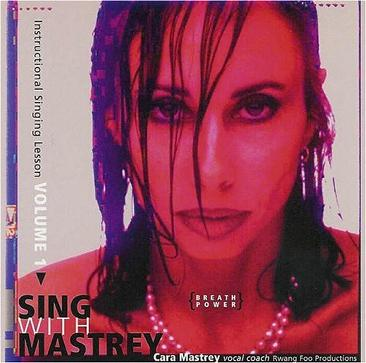Sing With Mastrey: Instructional Singing Lessons Vol. 1