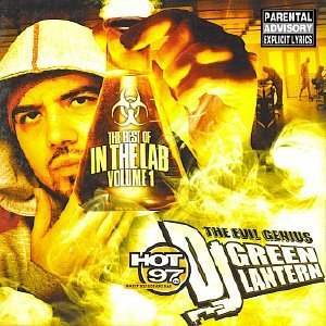"Shady Records Presents ""The Evil Genius"" DJ Green Lantern - The Best of In The Lab: Volume 1 [Mixtape] [Limited Edition]"