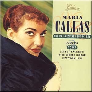 Wagner, Bellini, Verdi, Donizetti - The Rai-Recitals - Maria Callas (2 CD Set)