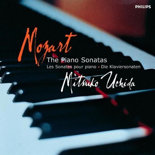 Mitsuko Uchida - Mozart: The Piano Sonatas [BOX SET] [COLLECTOR'S EDITION]