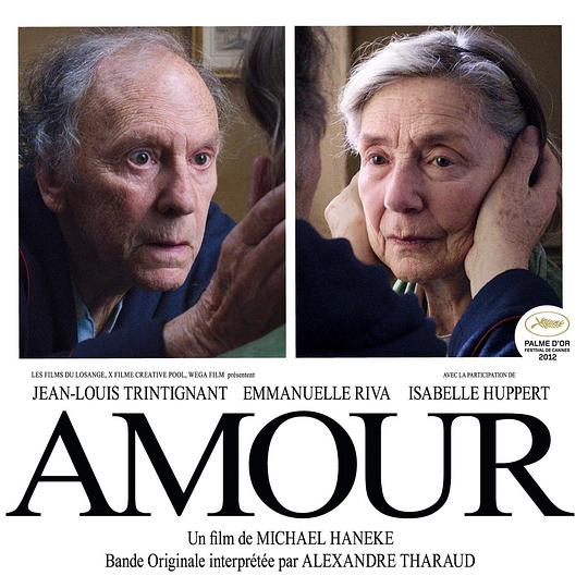 Alexandre Tharaud - Amour (Soundtrack)