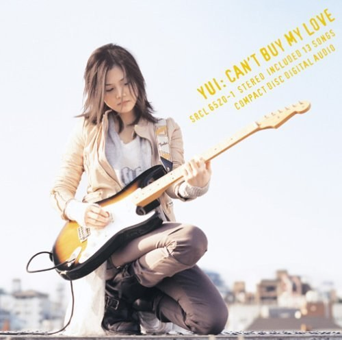 YUI - CAN'T BUY MY LOVE (初回限定盤)(DVD付)