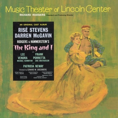 The King and I (1964 Lincoln Center Cast)