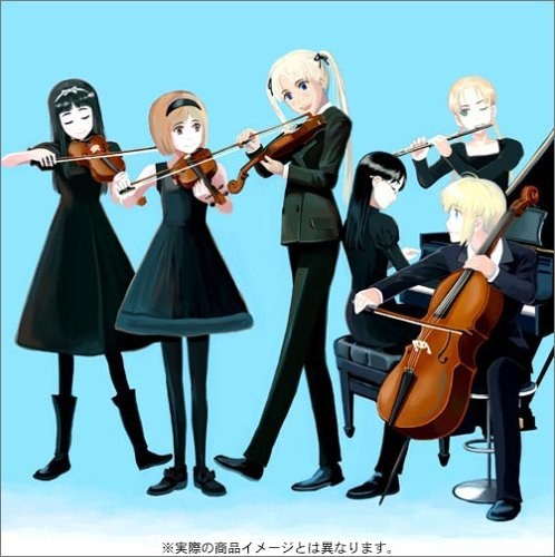 Various Artists - Gunslinger Girl Image Album: Poca Felicita