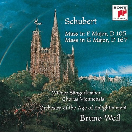 Schubert: Masses, D105 & D167
