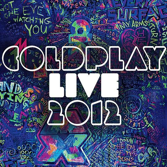 Coldplay - Coldplay Live 2012 [CD+DVD]