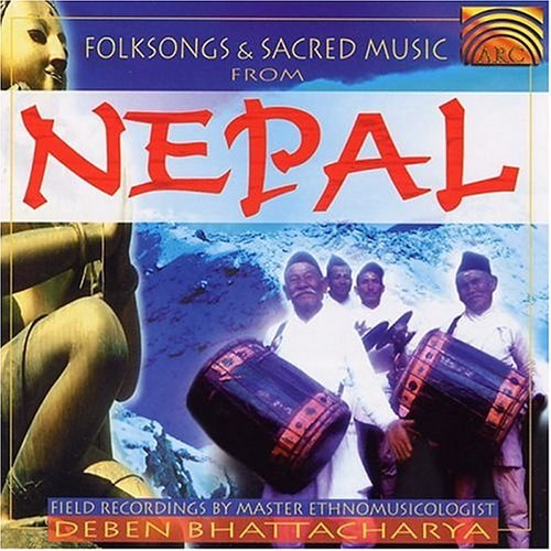 Various Artists - Folksongs & Sacred Music from Nepal